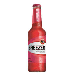 Bacardi Breezer Strawberry
