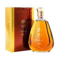 Buy Kwv 20 Year Old Brandy The Liquor Shop