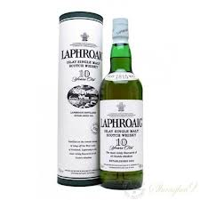 Laphroaig Single Malt Islay Scotch