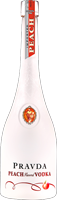 Pravka Peach Vodka