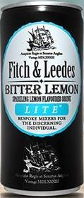 Fitch and Leedes Bitter Lemon Lite
